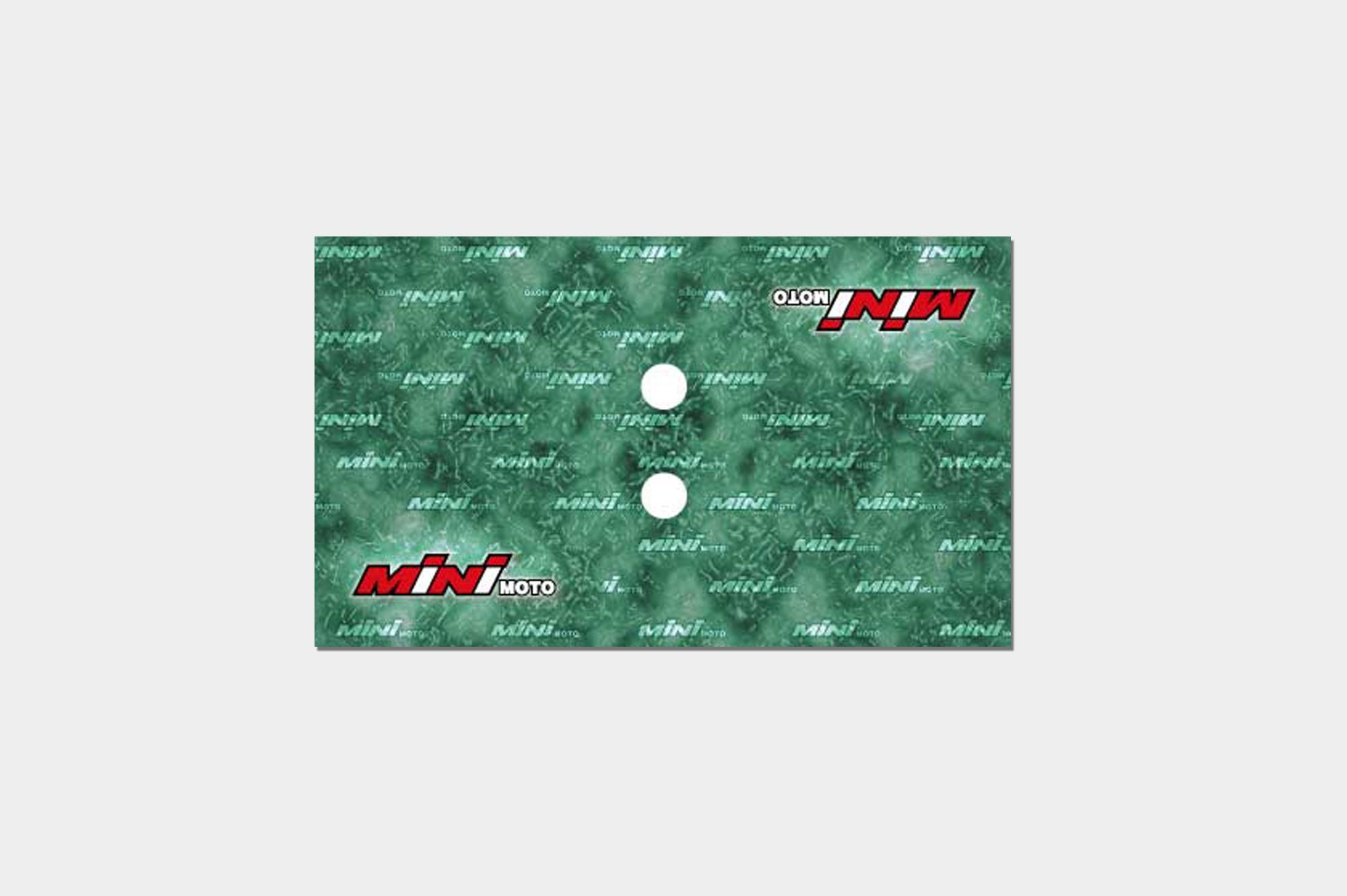 ブリスタカード(商品吊り下げカード)minimoto様