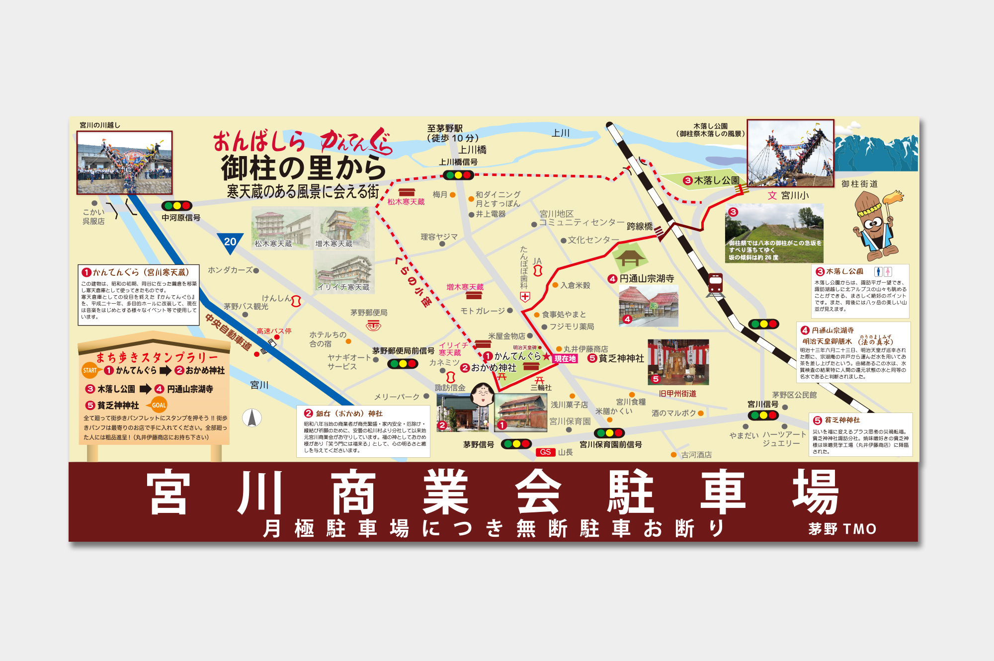パネル(宮川商業会様)