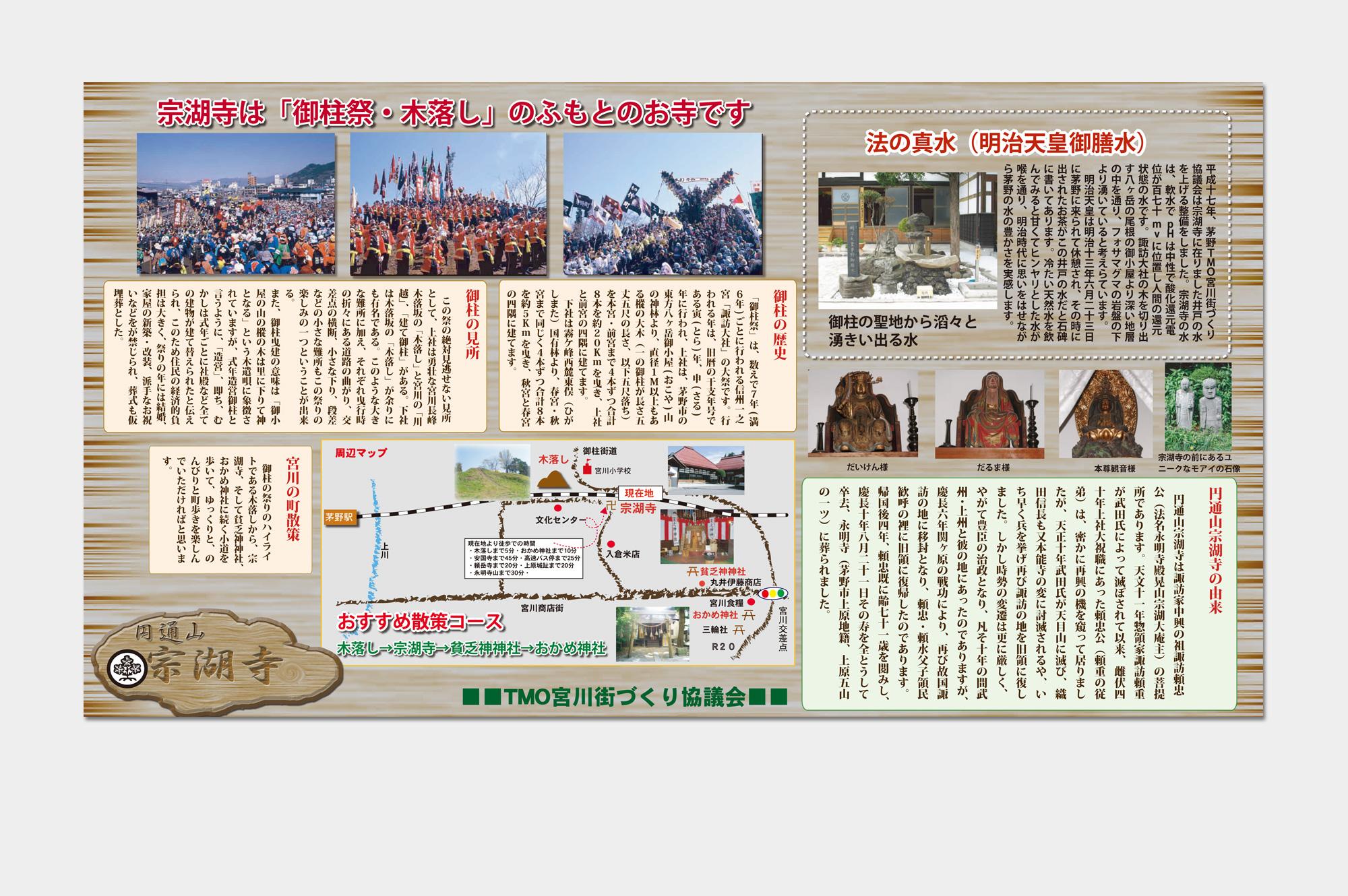 パネル(宗湖寺様)
