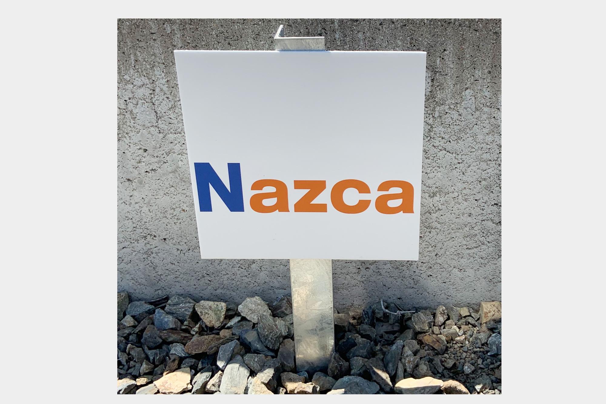 駐車場看板(Nazca様 )